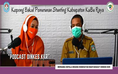 KEPONG BAKUL Penurunan Stunting Kabupaten Kubu Raya