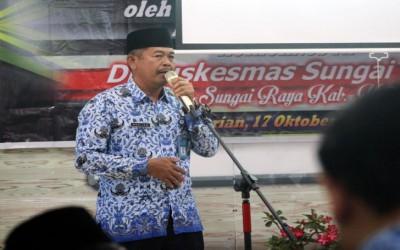 Pemkab Kubu Raya Siap Fasilitasi Kepulangan Santri ke Jawa