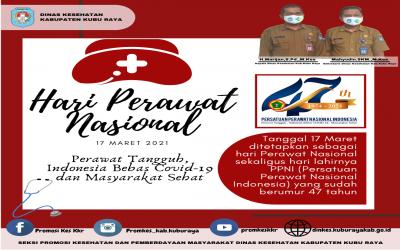 Hari Perawat Nasional 17 Maret 2021