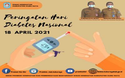 Hari Diabetes Nasional 2021, Mengenal Apa itu Diabetes?