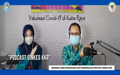 Pelaksanaan Vaksinasi Covid-19 di Kubu Raya